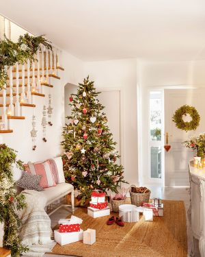 Новый год декор дома