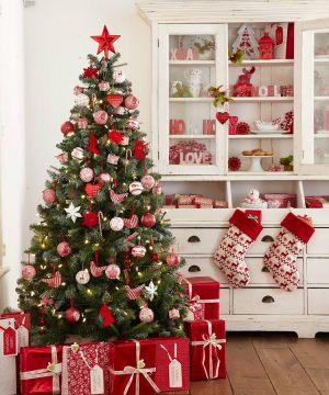 Новогоднее украшение дачи