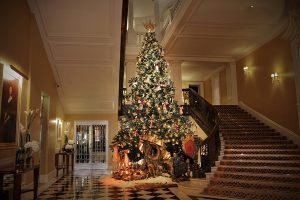 Новогодняя гостиница
